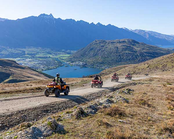 Queenstown Quad Biking