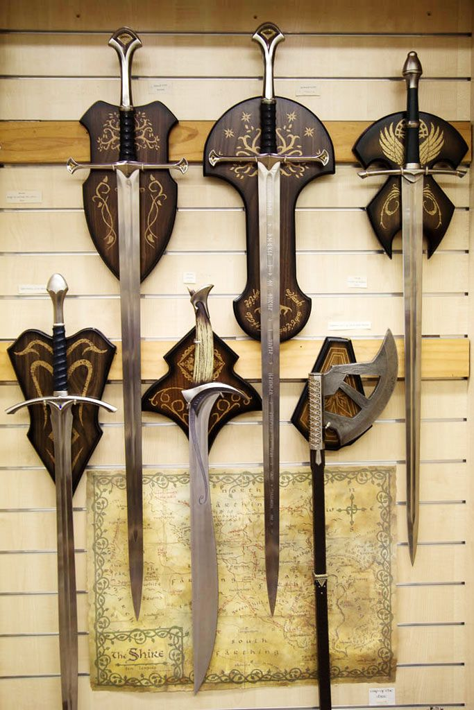 Lord of the Rings Store - Nomad Safaris - The Professional