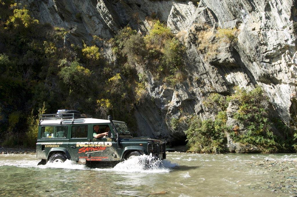 Nomad Adventures Macetown 4wd
