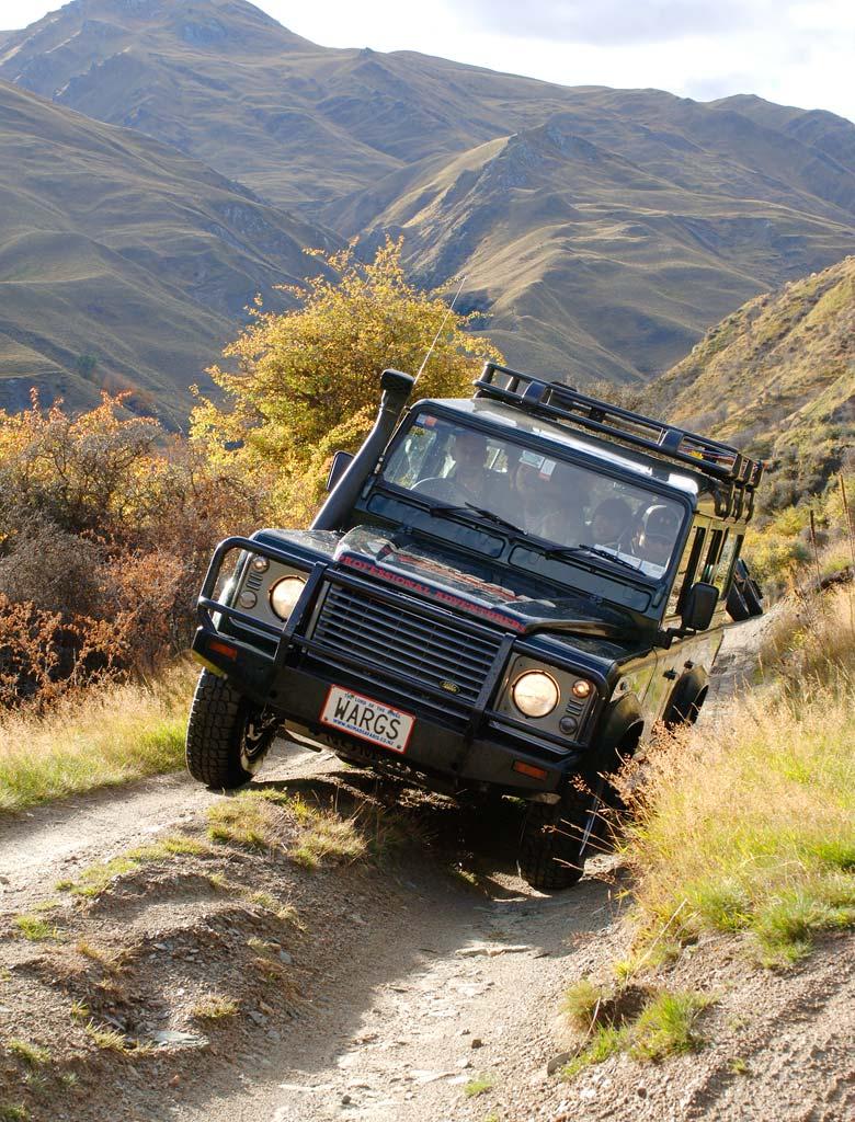 4WD-Macetown-Road