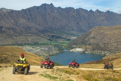Nomad-Quad-biking-driving-up-Queenstown-Hill