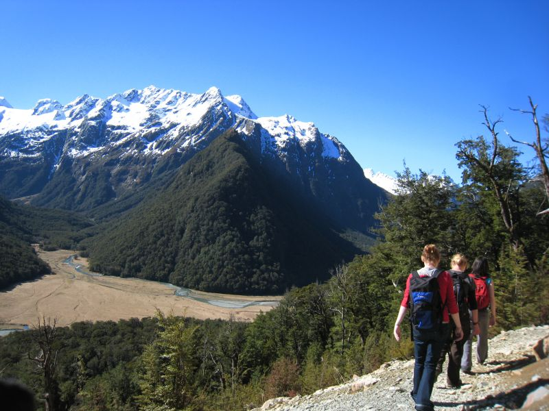 Routeburn Track Full-Day Guided Walk5