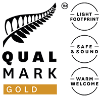 Qualmark Gold Award Nomad Safaris
